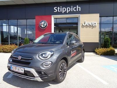 gebraucht Fiat 500X 1,6 MultiJet 120 SCR City Cross