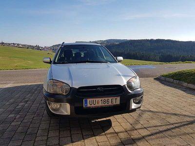 gebraucht Subaru Impreza Sports Wagon 2,0 GX 4WD Kombi / Family Van