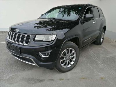 gebraucht Jeep Grand Cherokee 3,0 V6 CRD Limited