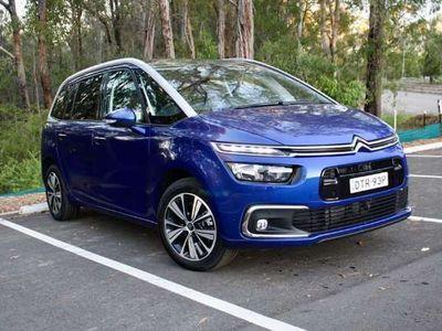 gebraucht Citroën C4 SpaceTourer Kombi / Family Van