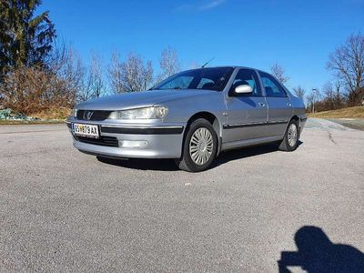 gebraucht Peugeot 406 BU.L HDI 110 Limousine