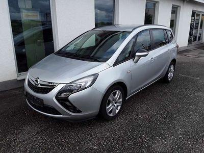 gebraucht Opel Zafira Tourer 1,6 CNG Turbo Erdgas ecoflex Edition