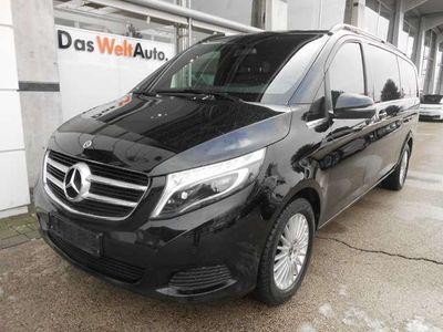 gebraucht Mercedes V250 d BusinessVan extralang Avantgarde Aut.