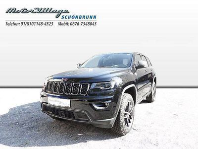 gebraucht Jeep Grand Cherokee 3,0 V6 CRD Trailhawk Trailhawk