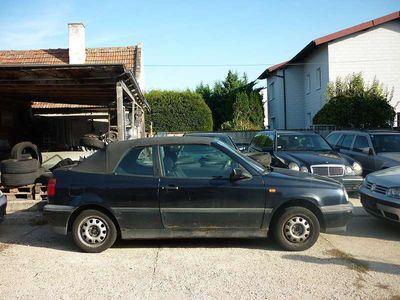 brugt VW Golf Cabriolet Golf CABRIO / Roadster,