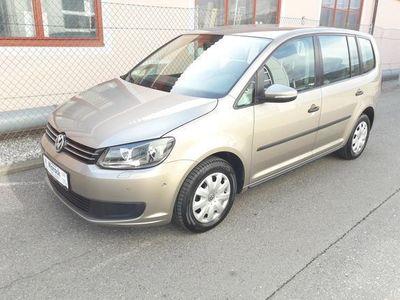 gebraucht VW Touran Trendline 1,6 BMT TDI DPF Kombi / Family Van,