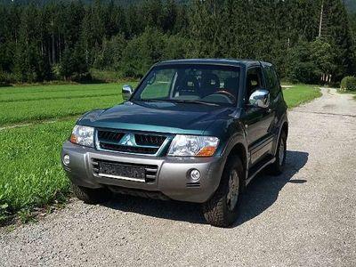 gebraucht Mitsubishi Pajero 3,2 DID GLS SUV / Geländewagen,