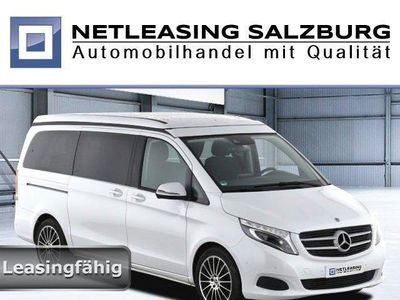 gebraucht Mercedes V250 BT Marco Polo Lang+Horizon Edition+19''+IL LED