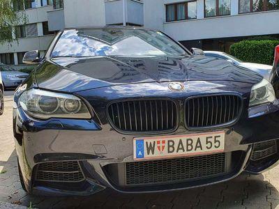 gebraucht BMW M550 5er-Reihe d Limousine