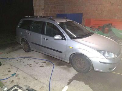 gebraucht Ford Focus TR1,8TDDI/55 Kombi / Family Van,