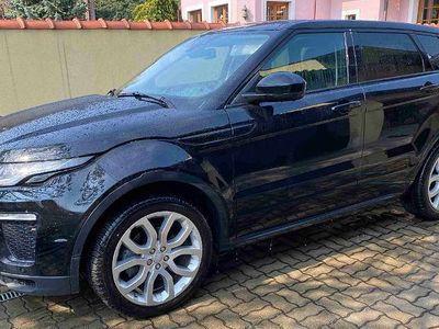 gebraucht Land Rover Range Rover evoque SE Dynamic 2,0 TD4 Aut. SUV / Geländewagen