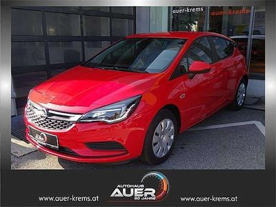 gebraucht Opel Astra ST 1,6 CDTI ECOTEC Edition S/S Kombi / Family Van