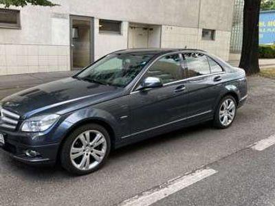 gebraucht Mercedes C220 Avantgarde Limousine
