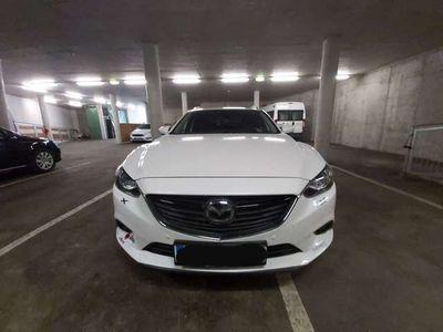 gebraucht Mazda 6 SPC CD 150 Attraction