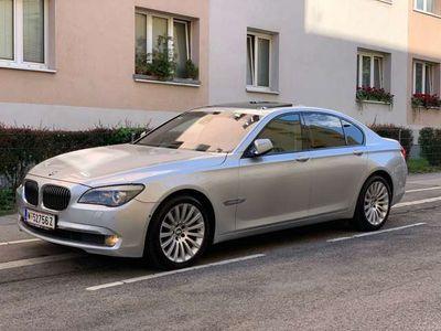 gebraucht BMW 730 7er-Reihe Diesel (F01) Österreich-Paket Aut.