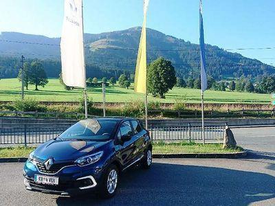 gebraucht Renault Captur ENERGY TCe 90 Limited SUV / Geländewagen,
