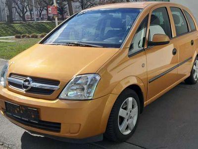 gebraucht Opel Meriva 1.7 DTI (Essentia)