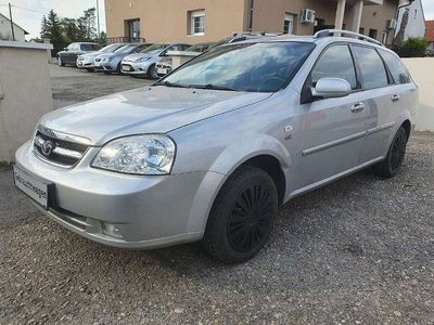 gebraucht Chevrolet Nubira / DaewooKombi Automatik 1,8 CDX Aut. Kombi / Family Van