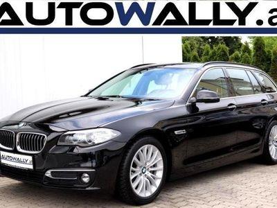 gebraucht BMW 520 5er-Reihe Kombi Diesel *Luxury Line* Touring Aut.