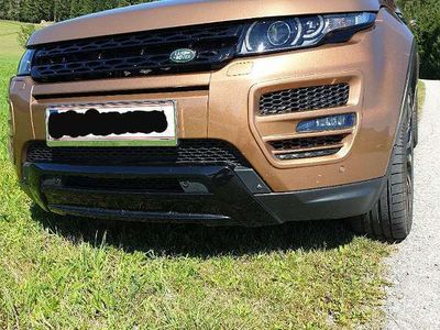 used Land Rover Range Rover evoque Dynamic 2,2 SD4 Aut.