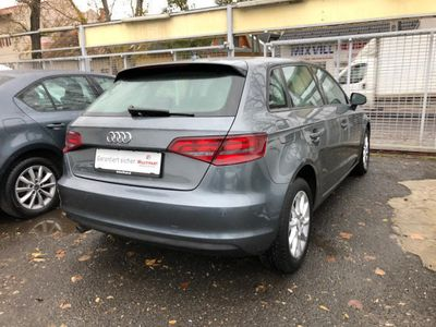 gebraucht Audi A3 Sportback Ambiente 1,6 TDi Navi! 51.765.KM.!