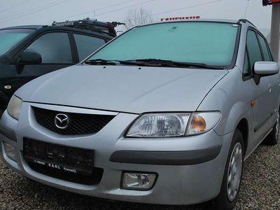 gebraucht Mazda Premacy 2,0 TE DITD-16V Kombi / Family Van