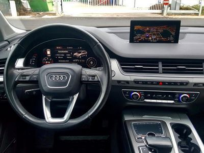 gebraucht Audi Q7 3,0 TDI quattro Tiptr. Panoramadach, Luftfahrwerk,21Zoll SUV / Geländewagen