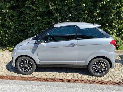 gebraucht Aixam City Coupe Exklusiv Mopedauto