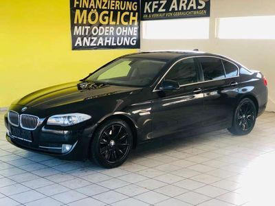 gebraucht BMW 520 5er-Reihe (F10) Efficient Dynamics *AHK*STHZ*NAVI