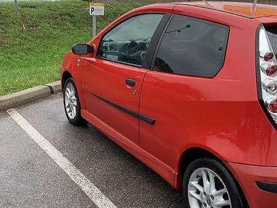 gebraucht Fiat Coupé Punto 1.9 jtd Sportwagen /