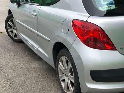 gebraucht Peugeot 207 Sport 1,6 V16 Sportwagen / Coupé