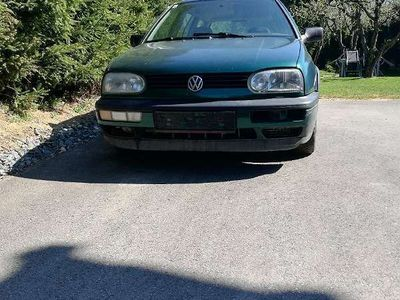 gebraucht VW Golf III Syncro 1,9 TDI Kombi / Family Van,