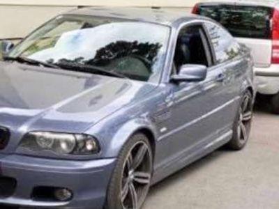 gebraucht BMW 323 3er-Reihe Coupé E46