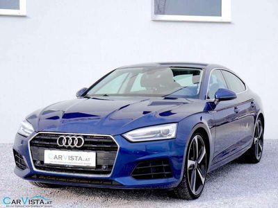 gebraucht Audi A5 Sportback basis ultra