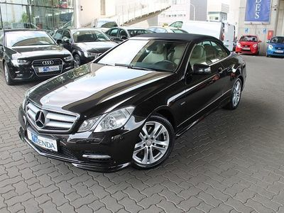 used Mercedes E220 BlueEfficiency CDI Aut. AMG
