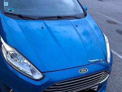 gebraucht Ford Fiesta Ecoboost Titanium Klein-/ Kompaktwagen