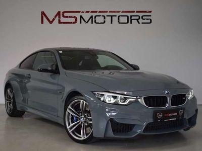 gebraucht BMW M4 DKG*INDIVIDUAL*1.BESITZ*VOLL*GARANTIE BIS 2022