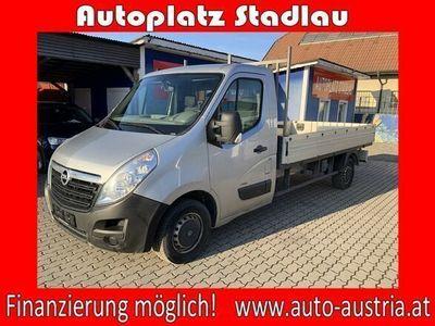 gebraucht Opel Movano L3H1 2,3 CDTI 3,5t DPF *FINANZIERUNG MÖGLICH!