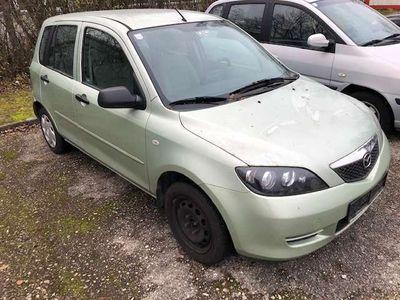 gebraucht Mazda 2 1,25i Klein-/ Kompaktwagen