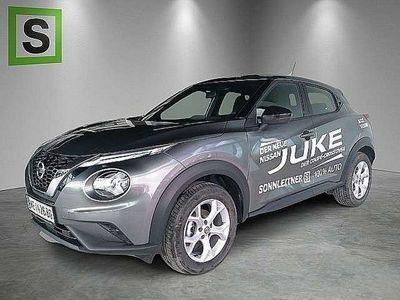 gebraucht Nissan Juke JukeAcenta DIG-T 117 6MT 117 PS NC, 117 PS, 5 Türen, Schaltgetriebe