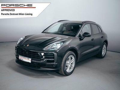 used Porsche Macan II