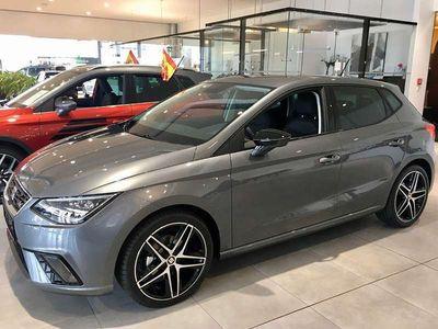 gebraucht Seat Ibiza FR TDI CR Klein-/ Kompaktwagen