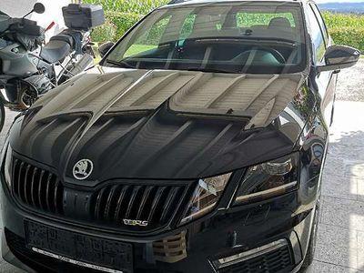 gebraucht Skoda Octavia RS 4x4 TDI DSG Kombi / Family Van