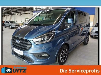 gebraucht Ford Custom TransitKasten DK 20 TDCi L1H1 320 Aut. Sp