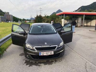 gebraucht Peugeot 308 SW 1,6 BHDI Active S