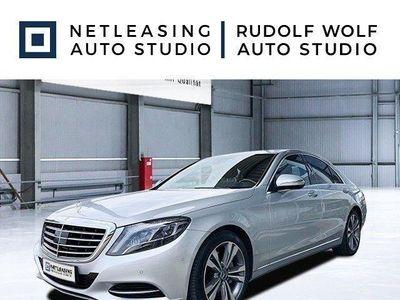 brugt Mercedes S350 S-KlasseBlueTEC 4-Matic Distronic/Keyles... Limousine,