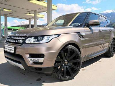 gebraucht Land Rover Range Rover Sport 3,0 SDV6 HSE, seltener 7-Sitzer, sehr viele Extras
