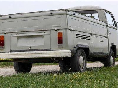 gebraucht pritsche pickup pritsche vw t2 1972 km 126. Black Bedroom Furniture Sets. Home Design Ideas