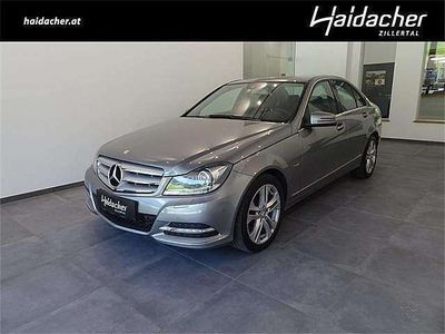 gebraucht Mercedes C220 C-KlasseCDI Avantgarde A-Edition BlueEfficiency Aut. Limousine,