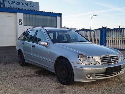 gebraucht Mercedes C200 T Avantgarde CDI NAVI*